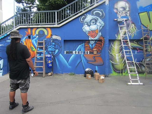 Meeting of Styles Mainz-Kastel 05